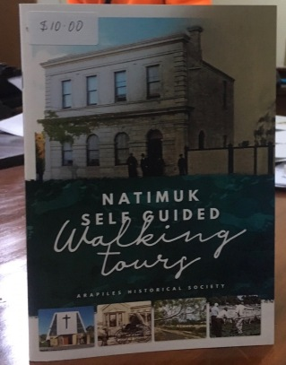 walking tours book